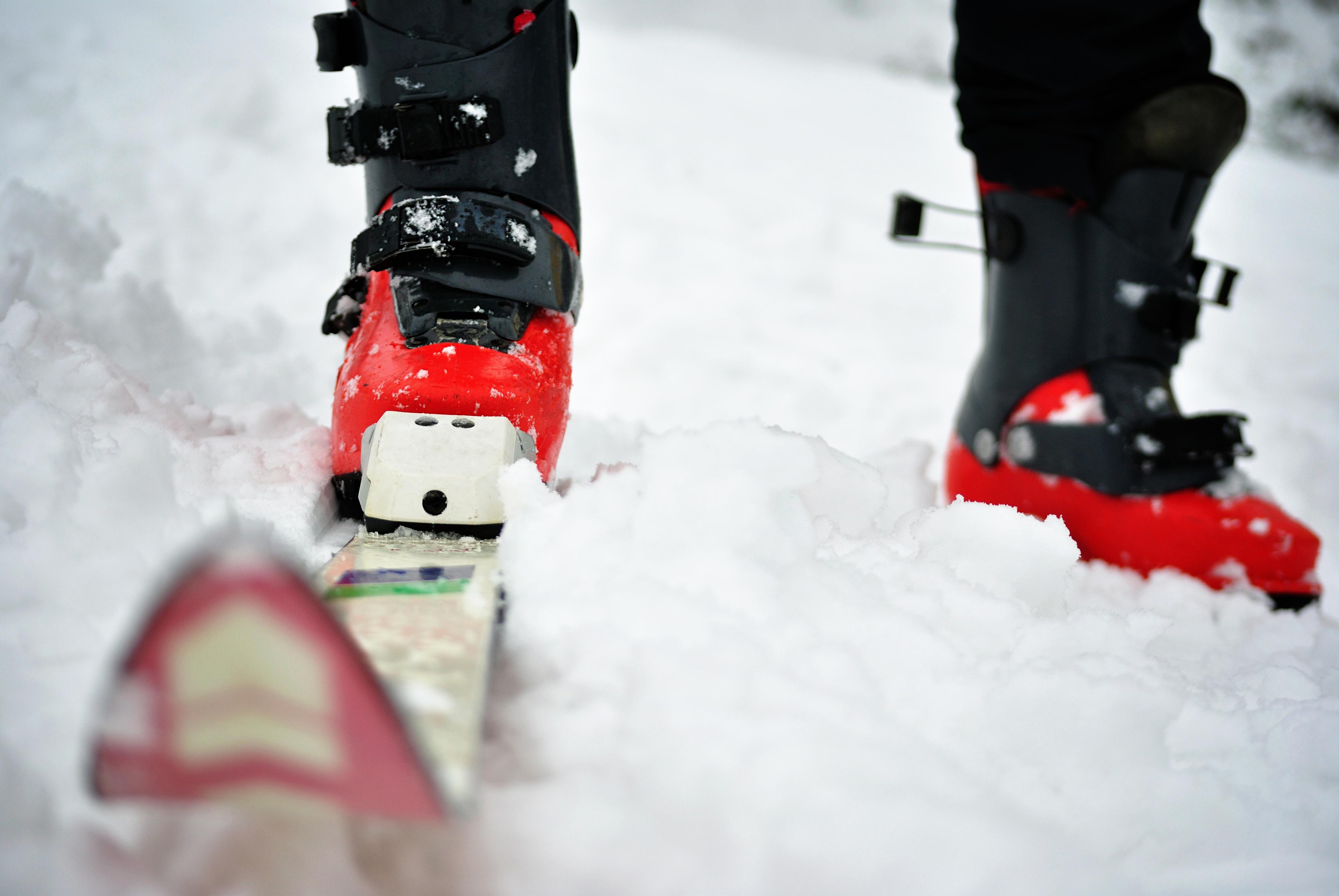 los esquís necesitan un mayor cuidado