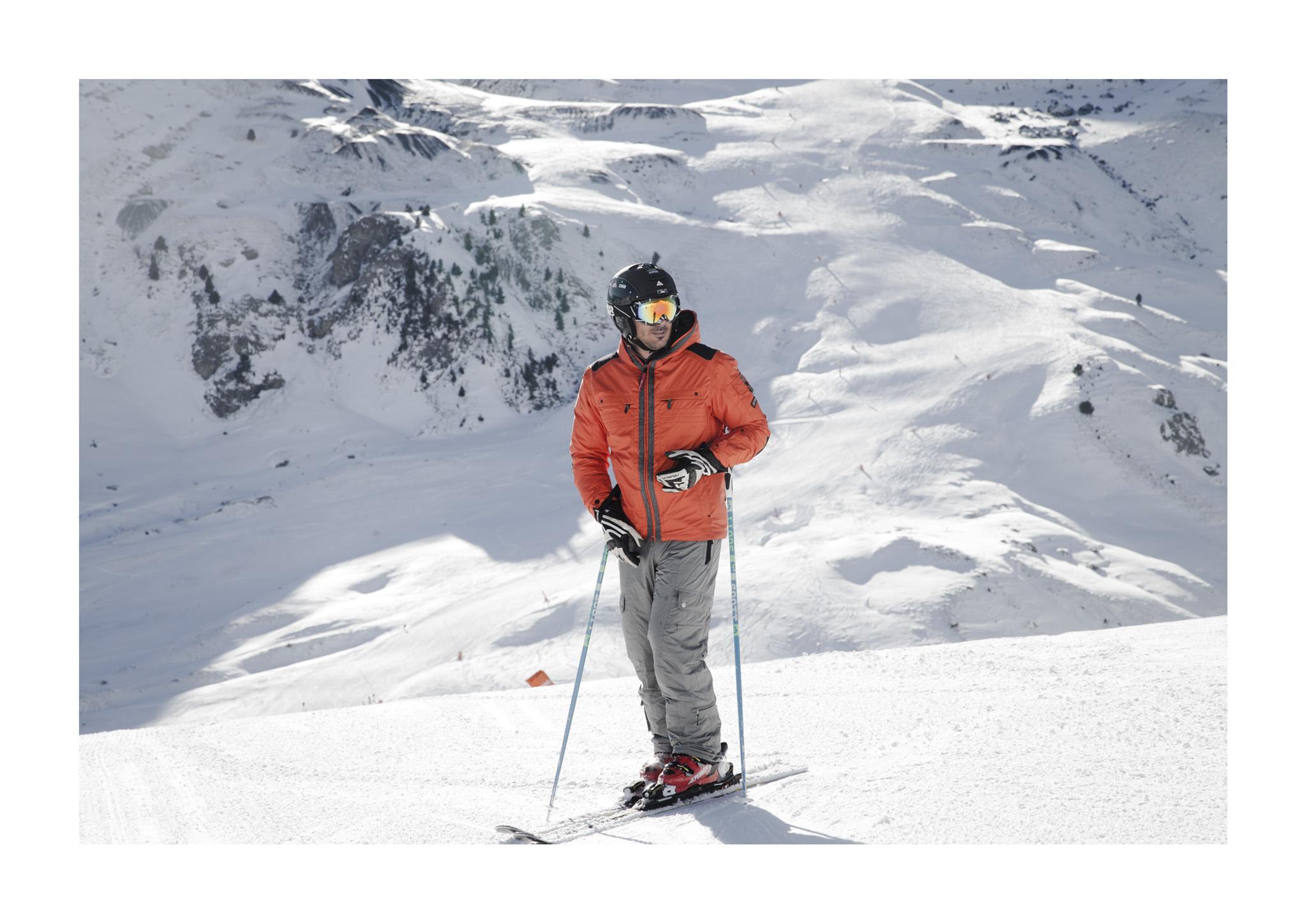 Una buen equipamiento nos resultará fundamental para nuestra jornada de esquí