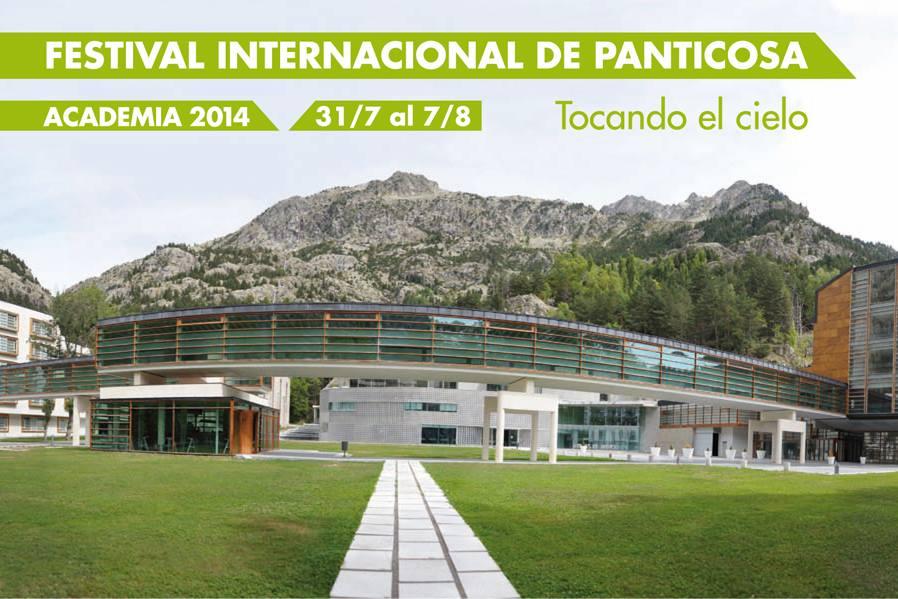 festival internacional de Panticosa Tocando el cielo