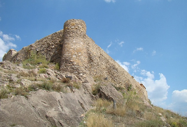 Castillo de Albentosa