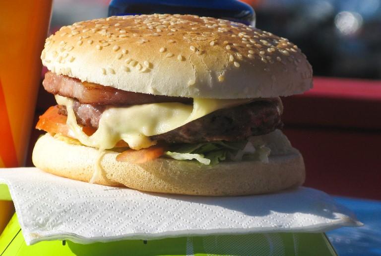 Hamburguesa en colladeta (2)