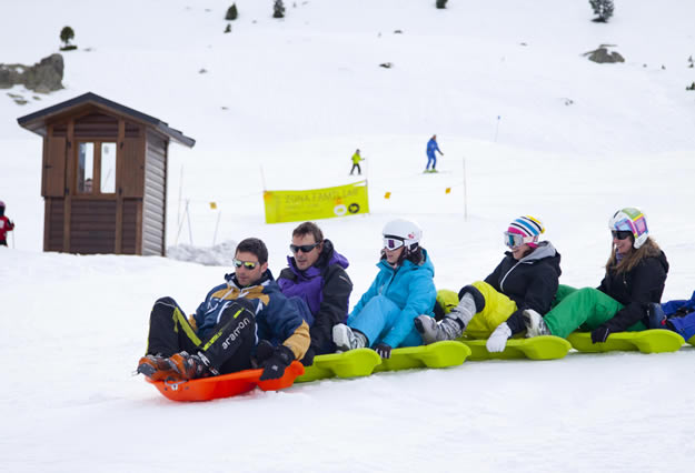 Formigal_ snake gliss
