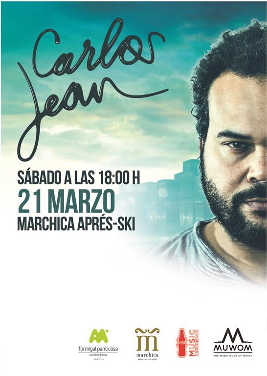 Cartel Carlos jean marchica