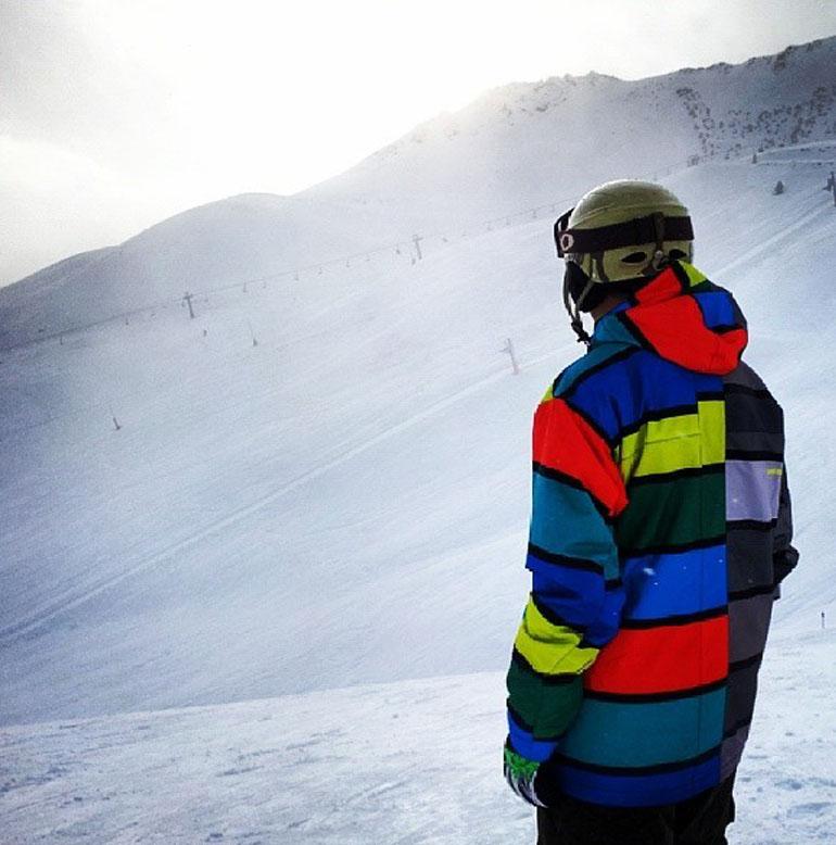 ¿Cómo hay que abrigarse para tu jornada de esquí?
