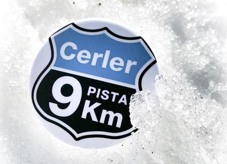 El descenso de esquí más largo de España, en Cerler