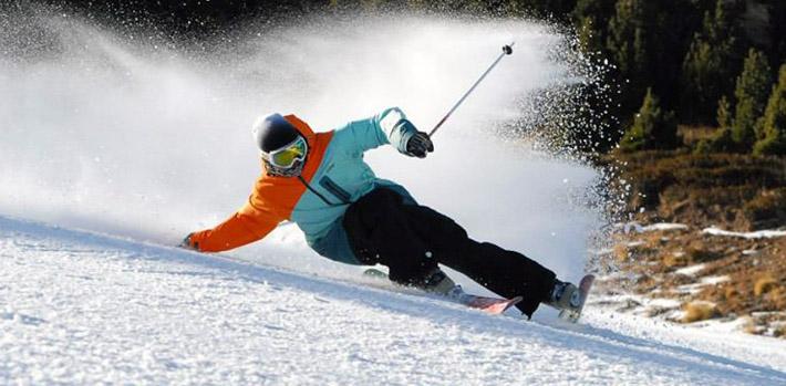 La importancia de una correcta fijación para nuestros esquís