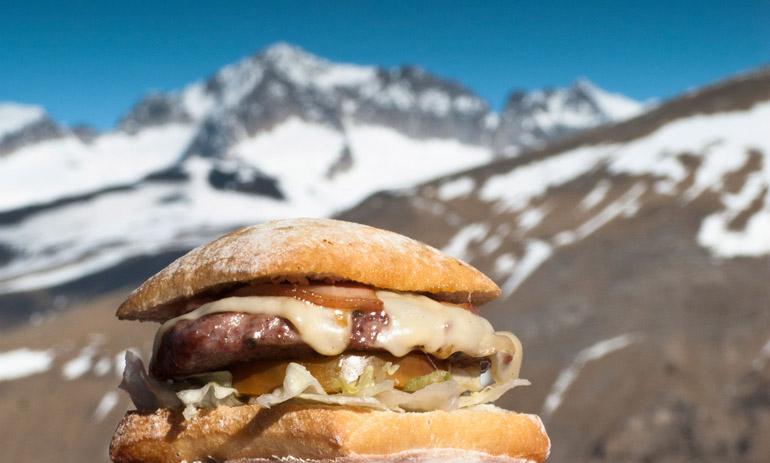Esquí y gastronomía