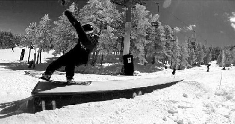 Consejos para encerar tu tabla de snowboard