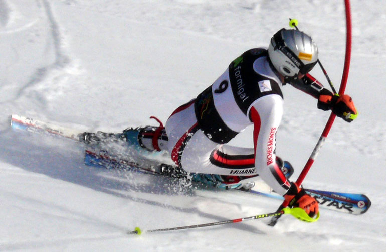 Especial competición: equipos y clubes de esquí
