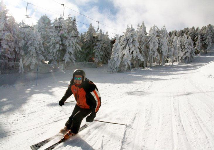 Primer fin de semana de abril con 222 kilómetros esquiables en Aramón