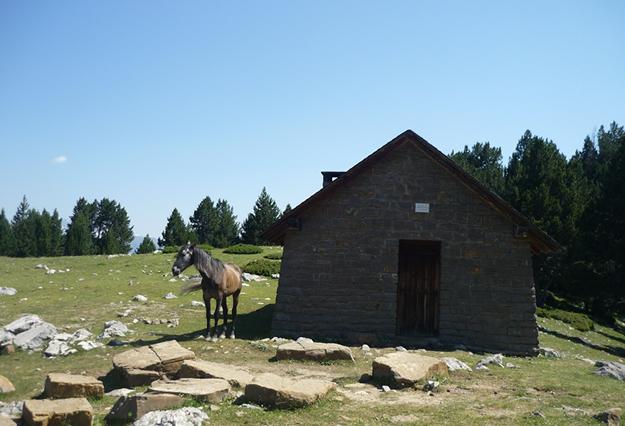 Refugio de Lavascan