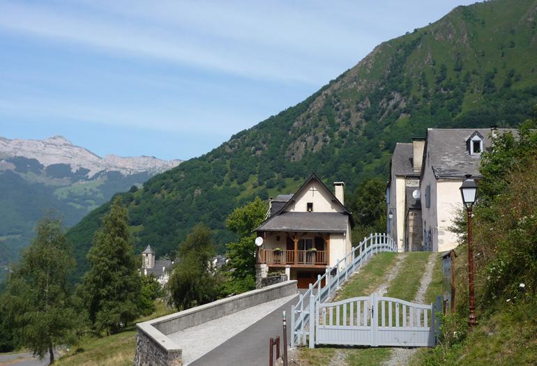 Ruta circular por Francia desde el valle de Tena