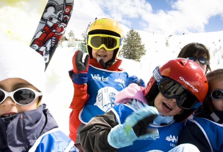 Las gafas de esquiar, un accesorio imprescindible