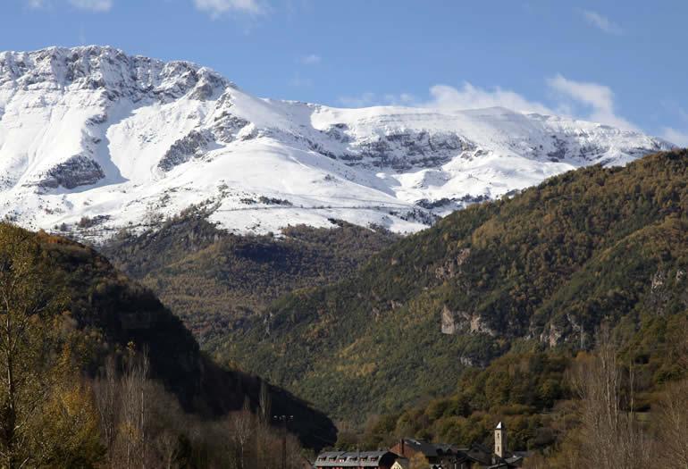 Chía y Liri, dos encantadores pueblos del valle de Benasque