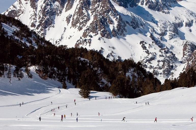 Disfruta del esquí de fondo gratis si eres abono de temporada de Aramón