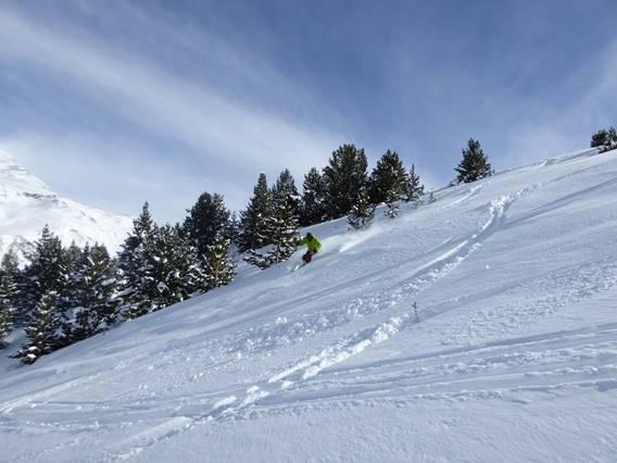 Los 4 esquiadores que más se han deslizado por las estaciones del Grupo Aramón