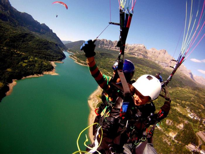 Los mejores pilotos de parapente del mundo, en Aramón Formigal-Panticosa