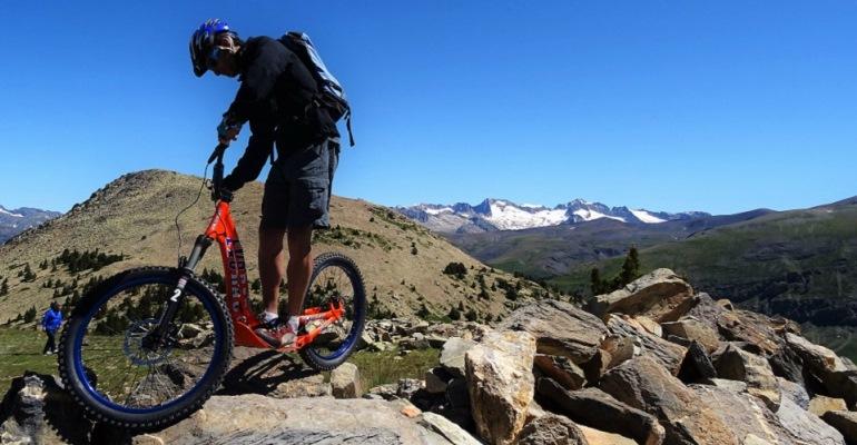 Conoce la Trot Bike, la nueva forma de divertirse en la montaña