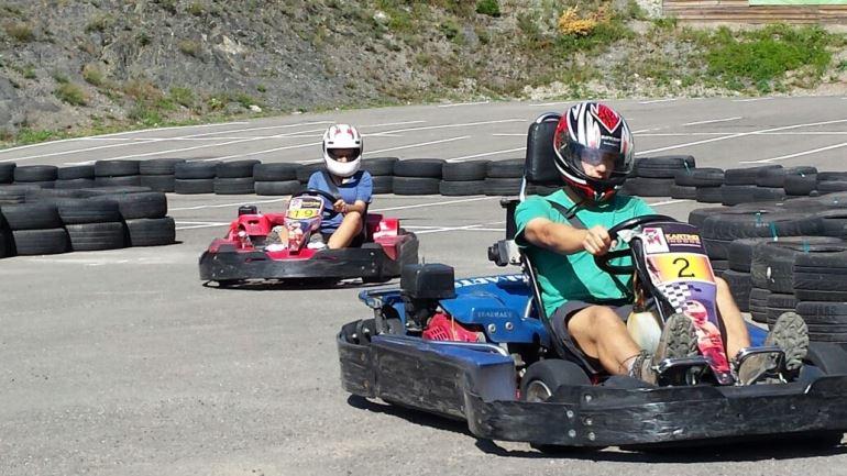 Disfruta de la velocidad y de la adrenalina en los karts de Aramón Formigal-Panticosa