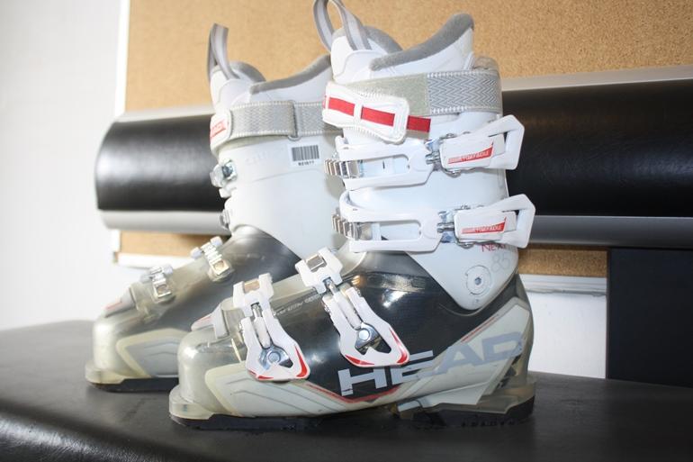 ¡Elige bien tus botas de esquiar!
