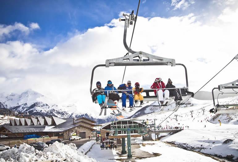 ¿Qué esquís te convienen?