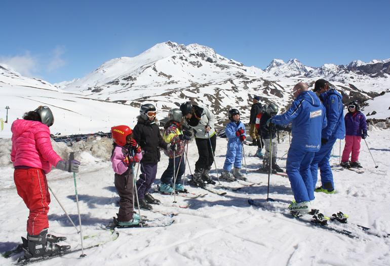 5 consejos para tu primer día de esquí