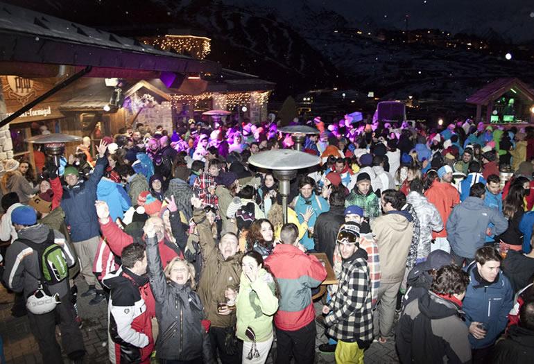 ¿Conoces todos los lugares de après-ski de las estaciones de Aramón?