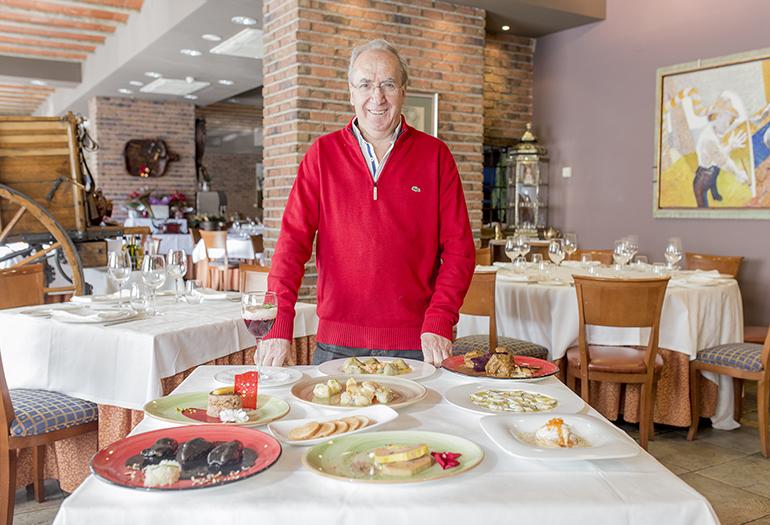 Los más exquisitos «caprichos culinarios», en un hotel de alta montaña
