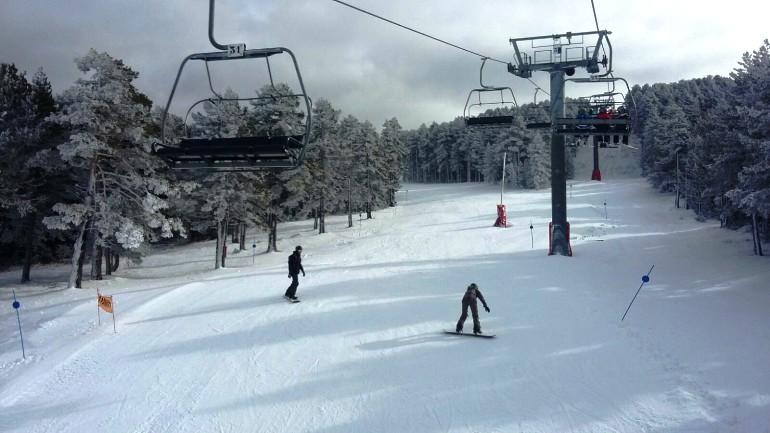 Nieve polvo y 20 kilómetros para este fin de semana en las estaciones de Nieve de Teruel