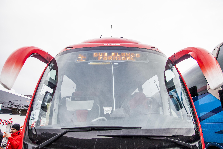 Tu viaje en Bus Blanco, ¡¡ya disponible online!!