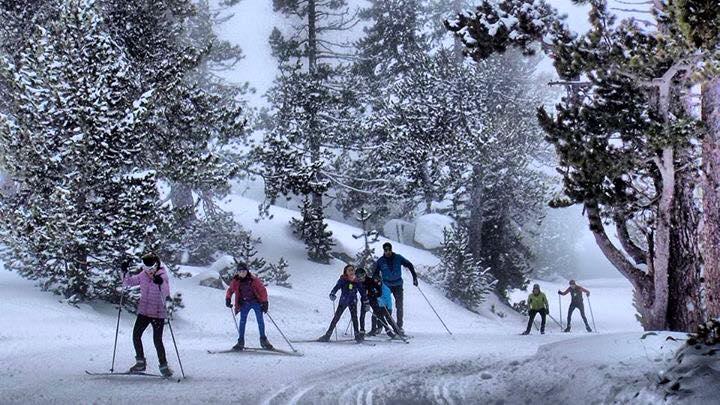 Espacios Nórdicos de Aragón, mucho más que esquí de fondo