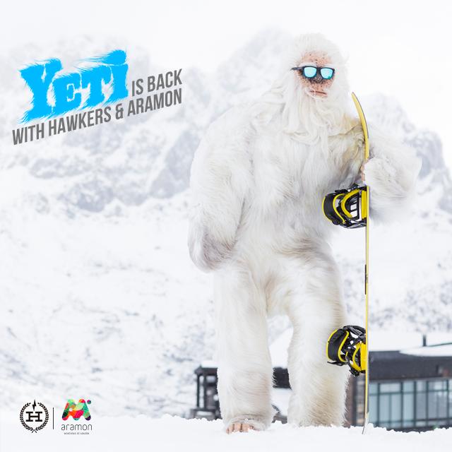 El Yeti is back: así fue cómo se hizo