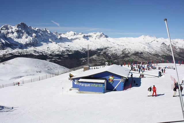Llega nueva nieve justo antes del fin de semana… ¡ a esquiar!
