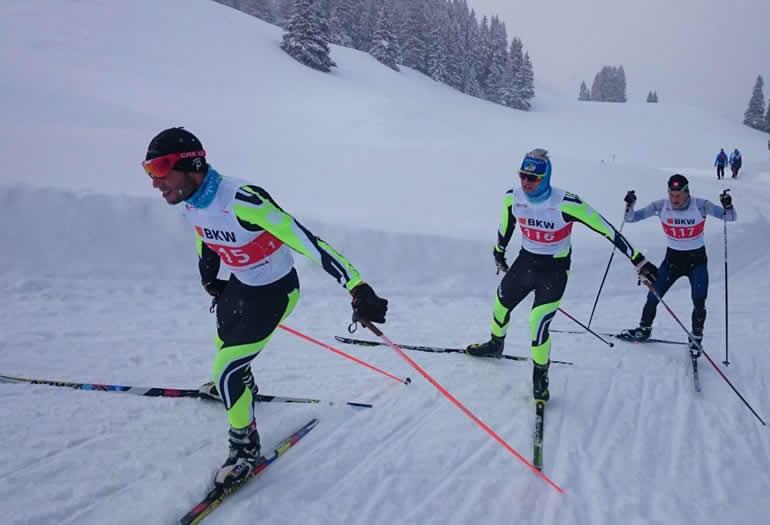 Los grandes talentos jóvenes del esquí de fondo, en el CETDI