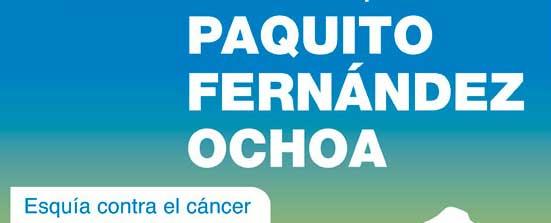 Ganadores sorteo Memorial Paquito Fernández Ochoa