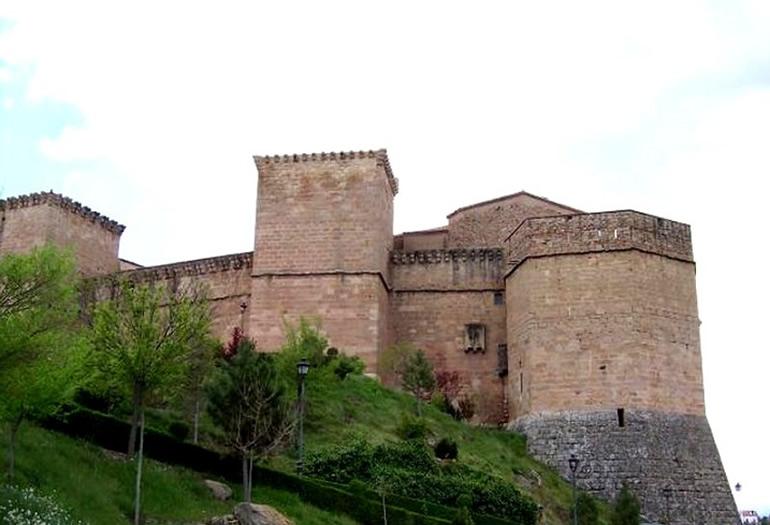 Castillo Mora Rubielos