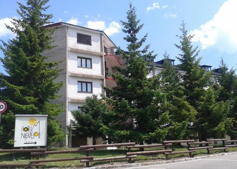 El hotel Nievesol es sede del festival Pirineos Sur