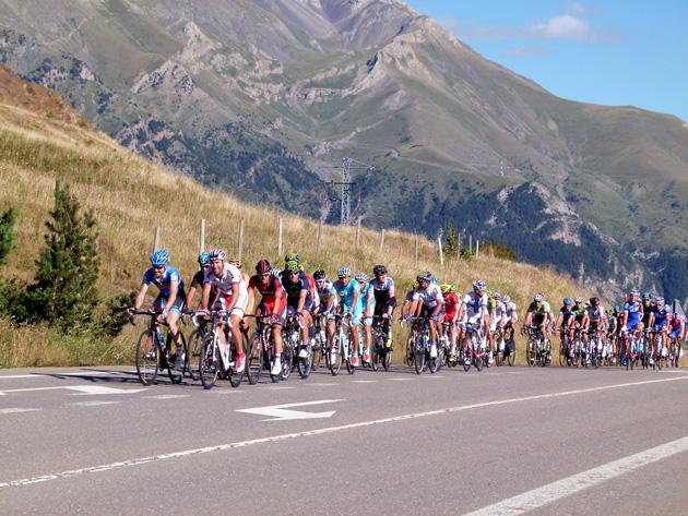 Vive la Vuelta Ciclista a España en directo en Formigal