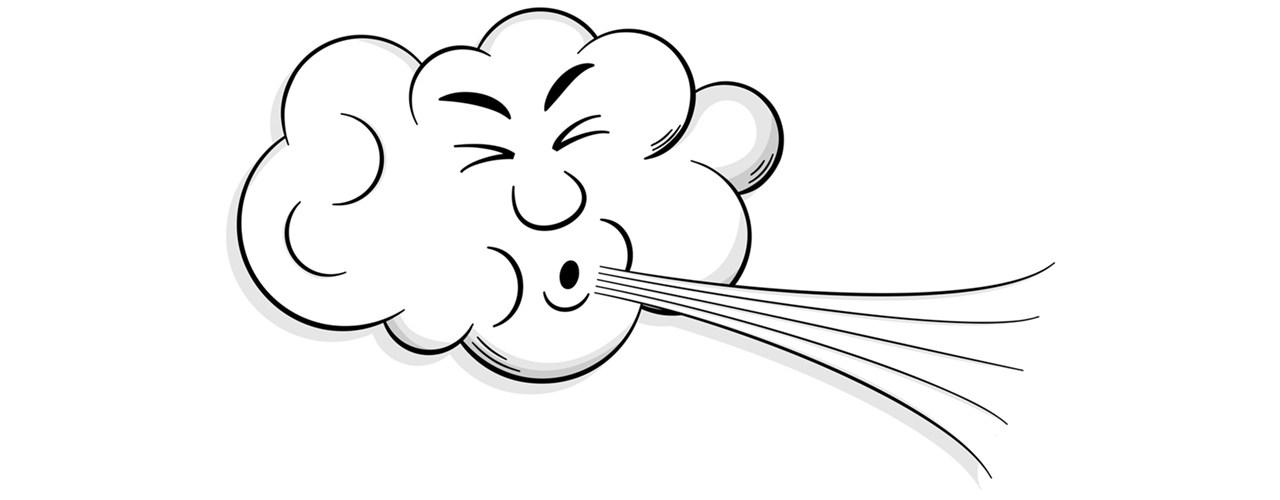 5 consejos imprescindibles para conducir con viento