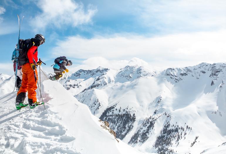 ¿Eres un esquiador conectado?