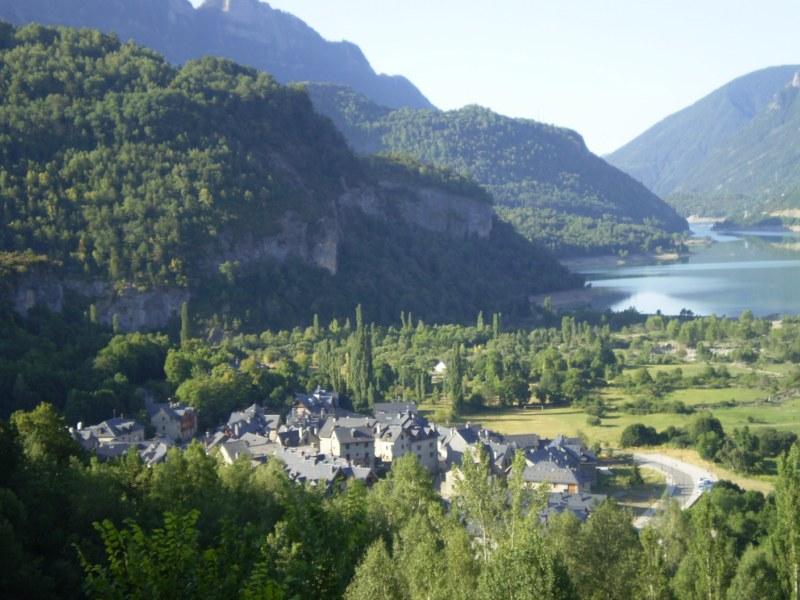 El Pirineo, lugar libre de estrés
