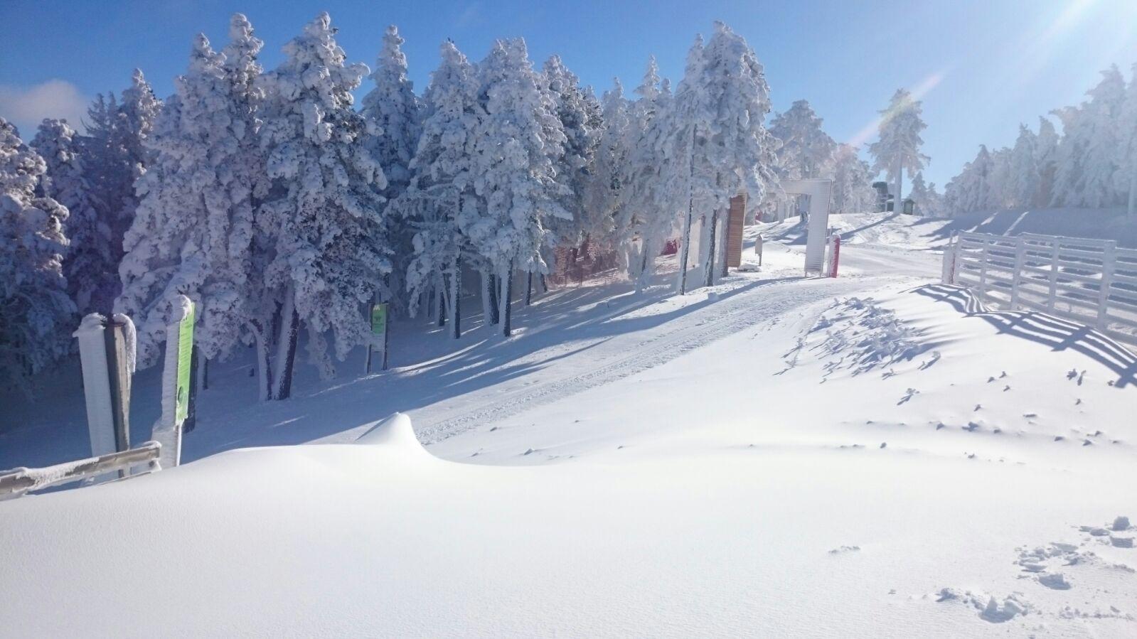 Inauguramos a lo grande la temporada de esquí en Teruel