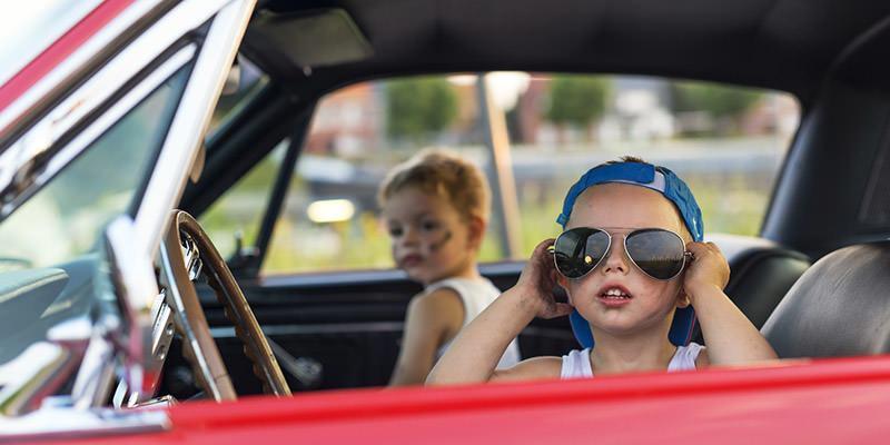 Viajar con niños en el coche: consejos a tener en cuenta