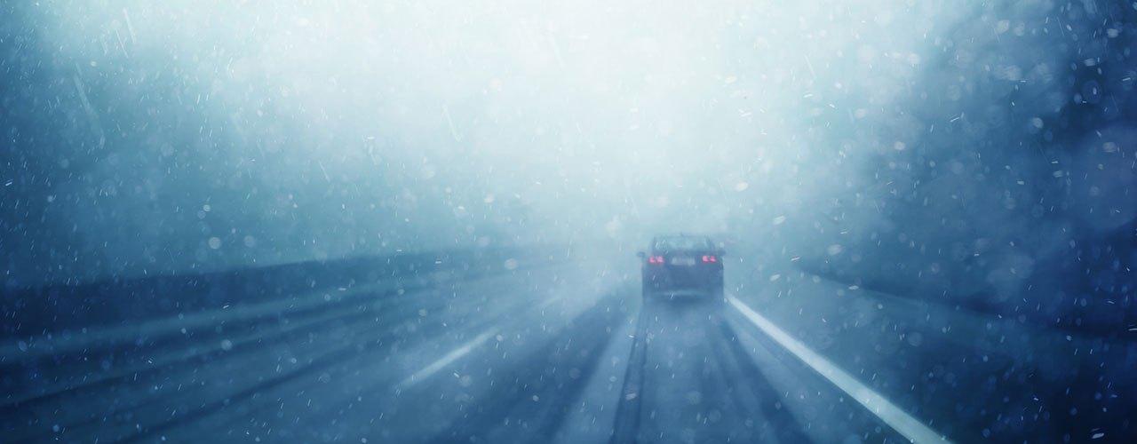 Carreteras durante el invierno: la niebla no nos nubla