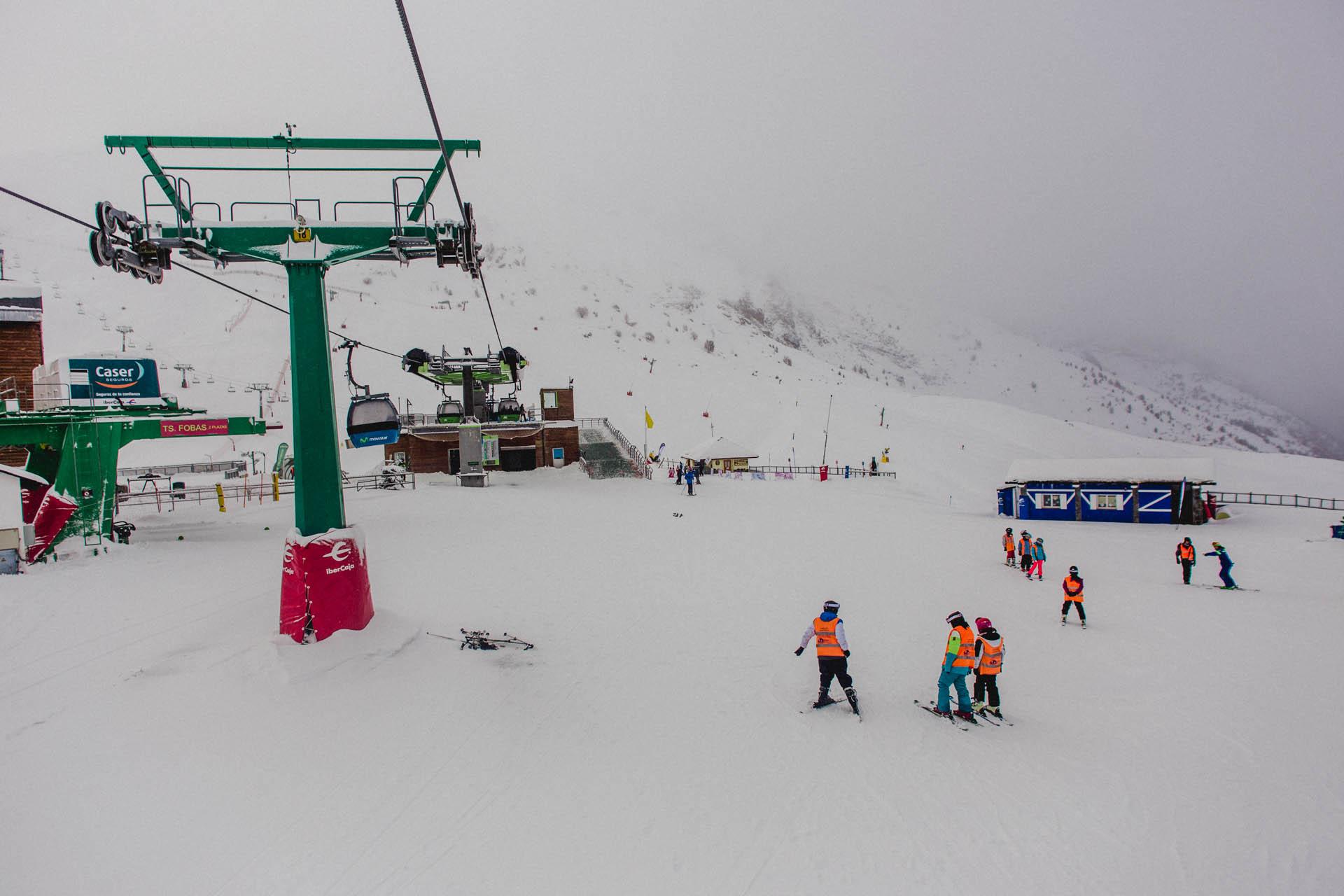 Celebramos el World Snow Day con 50 centímetros más de nieve