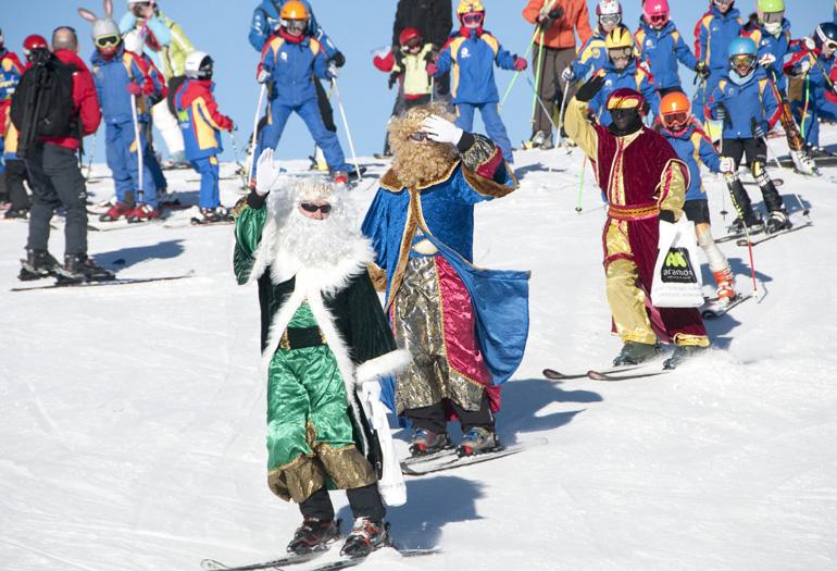 Una programación de Reyes