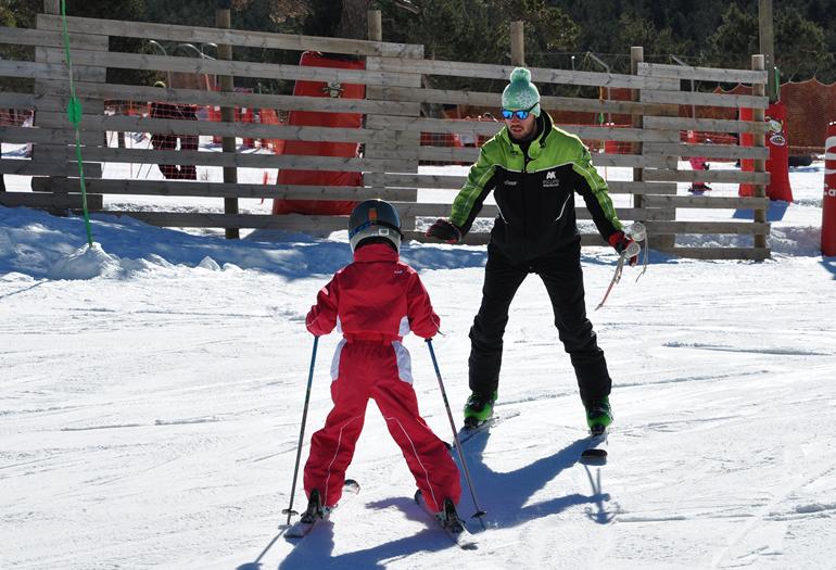 Los errores más comunes del esquiador novato, y cómo evitarlos