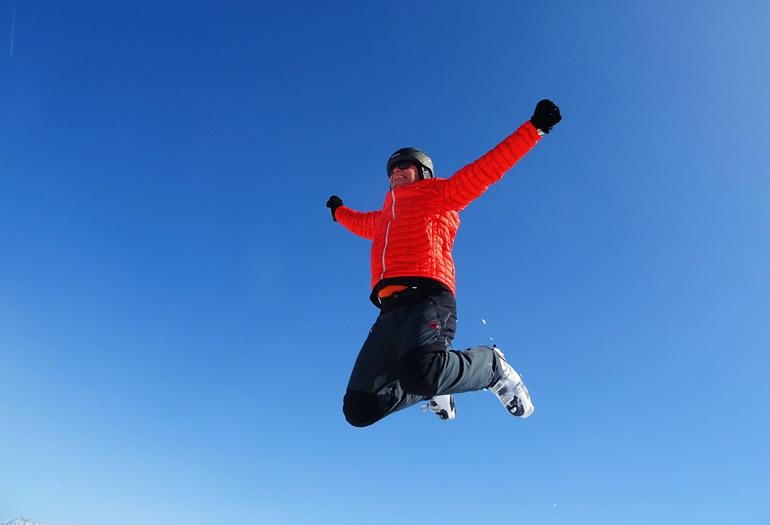 ¿El esquí adelgaza? Mantente en forma todo el invierno