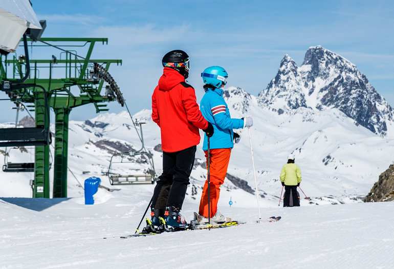 Marzo, el mes con más nieve. ¡Aprovéchalo para esquiar!