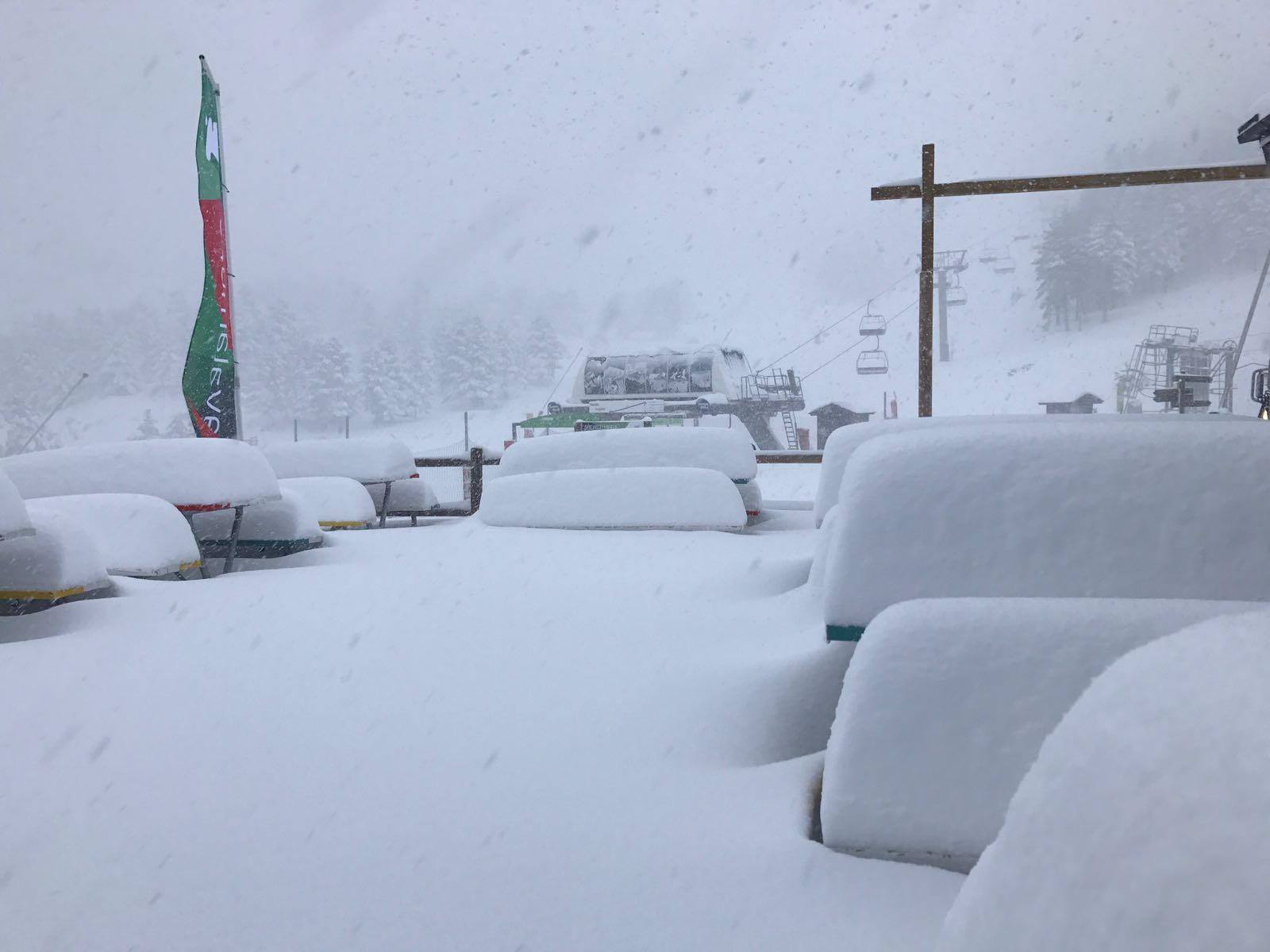 ¡San José llega con nieve fresca para disfrutar de las estaciones de Teruel!